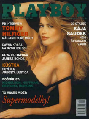 Playboy Czech Republic - Mar 1998