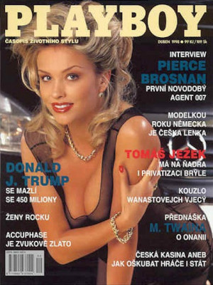 Playboy Czech Republic - Apr 1998
