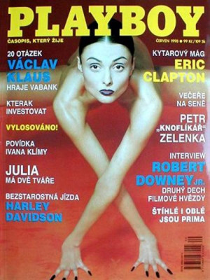Playboy Czech Republic - Jun 1998