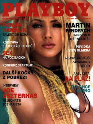 Playboy Czech Republic - Jul 1998