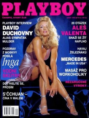 Playboy Czech Republic - Aug 1998
