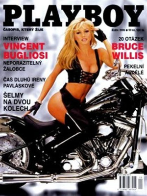 Playboy Czech Republic - Oct 1998