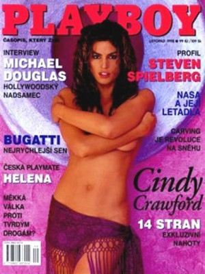 Playboy Czech Republic - Nov 1998