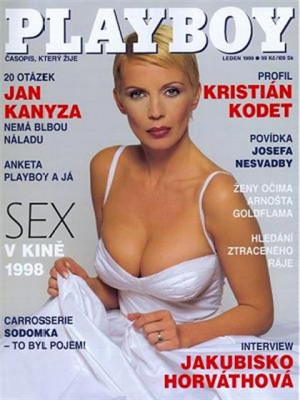 Playboy Czech Republic - Jan 1999