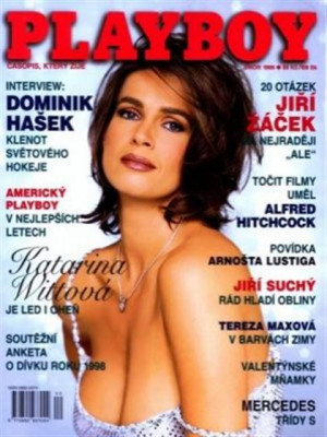 Playboy Czech Republic - Feb 1999