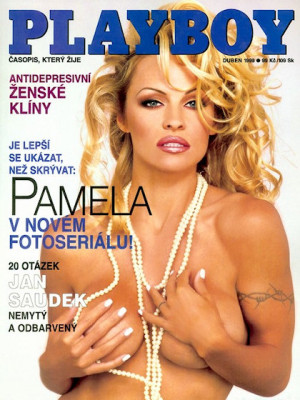 Playboy Czech Republic - Apr 1999