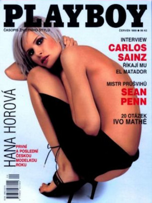 Playboy Czech Republic - Jun 1999