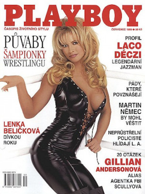 Playboy Czech Republic - Jul 1999