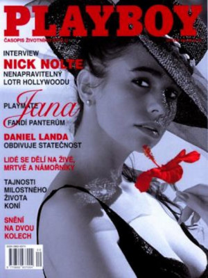 Playboy Czech Republic - Aug 1999