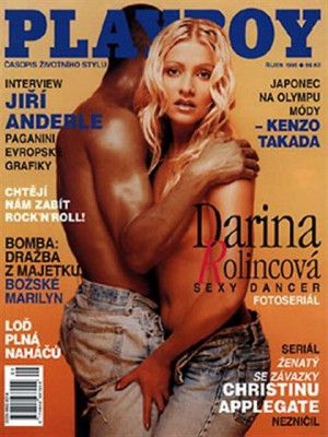 Playboy Czech Republic - Oct 1999