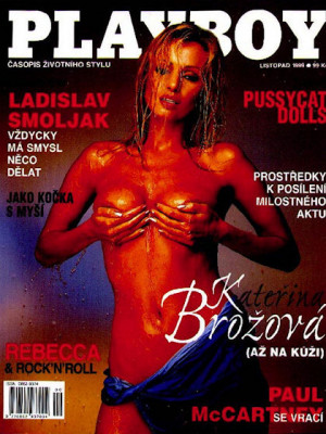 Playboy Czech Republic - Nov 1999