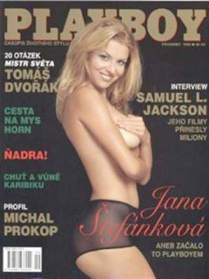Playboy Czech Republic - Dec 1999
