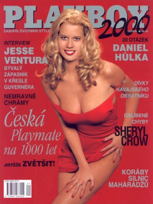 Playboy Czech Republic - Jan 2000