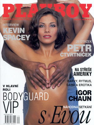 Playboy Czech Republic - Mar 2000