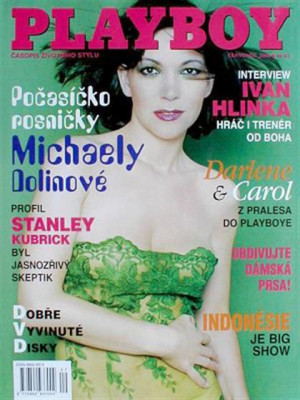 Playboy Czech Republic - Jul 2000