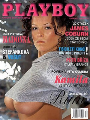 Playboy Czech Republic - Dec 2000