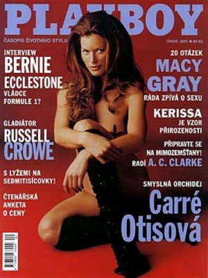 Playboy Czech Republic - Feb 2001