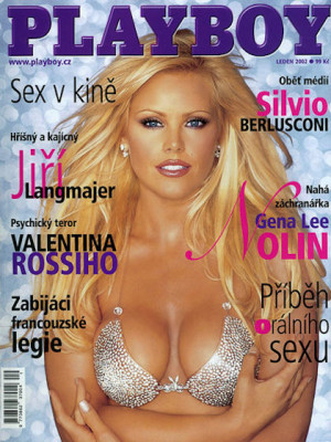 Playboy Czech Republic - Jan 2002