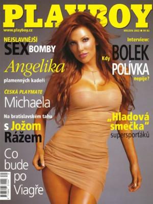 Playboy Czech Republic - Mar 2002