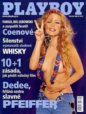 Playboy Czech Republic - Jun 2002