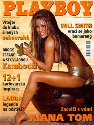 Playboy Czech Republic - Jul 2002