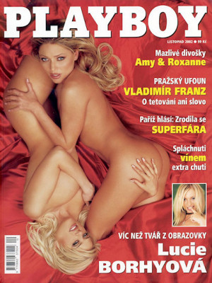 Playboy Czech Republic - Nov 2002