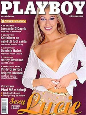 Playboy Czech Republic - May 2003