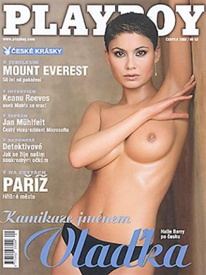 Playboy Czech Republic - Jun 2003
