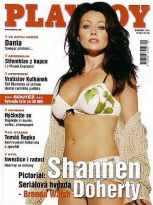 Playboy Czech Republic - Dec 2003