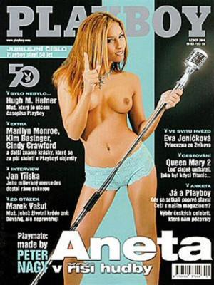 Playboy Czech Republic - Jan 2004