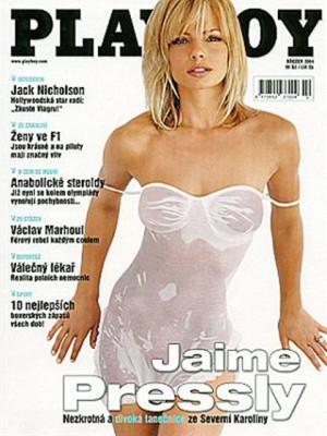 Playboy Czech Republic - Mar 2004