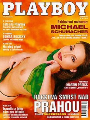 Playboy Czech Republic - Jun 2004