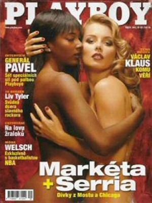 Playboy Czech Republic - Oct 2004