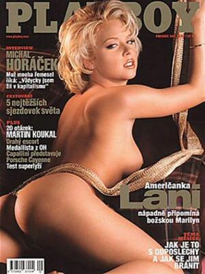 Playboy Czech Republic - Dec 2004