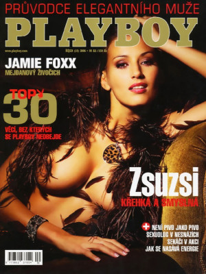 Playboy Czech Republic - Oct 2006