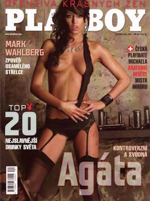 Playboy Czech Republic - Jun 2007