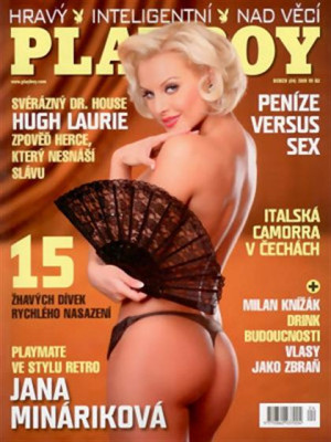 Playboy Czech Republic - Apr 2009