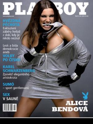 Playboy Czech Republic - Oct 2009