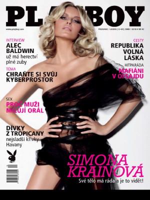 Playboy Czech Republic - Dec 2009