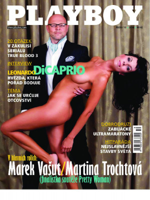 Playboy Czech Republic - Oct 2010