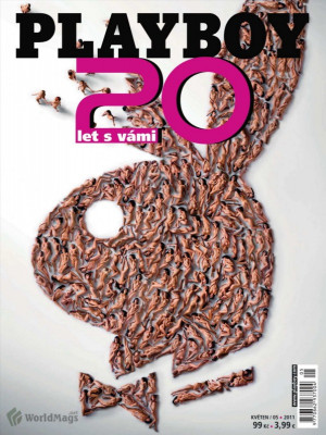 Playboy Czech Republic - May 2011
