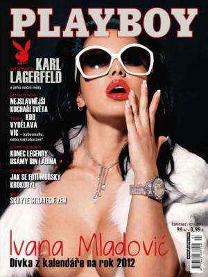 Playboy Czech Republic - Jul 2011