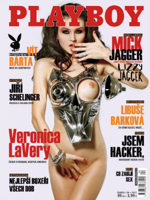 Playboy Czech Republic - Apr 2012