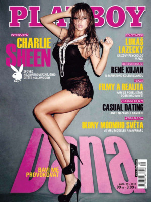 Playboy Czech Republic - Sep 2012