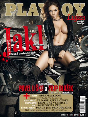 Playboy Czech Republic - May 2013