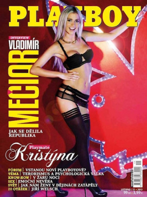 Playboy Czech Republic - Nov 2013