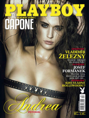Playboy Czech Republic - Apr 2014