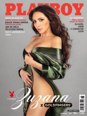 Playboy Czech Republic - Jun 2014