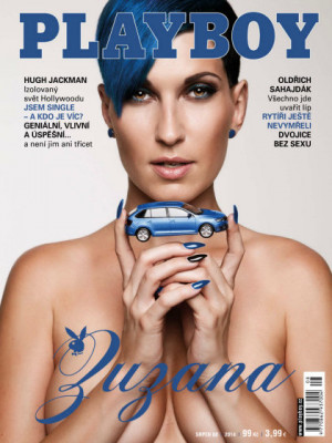 Playboy Czech Republic - Aug 2014