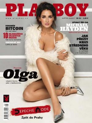 Playboy Czech Republic - May 2017